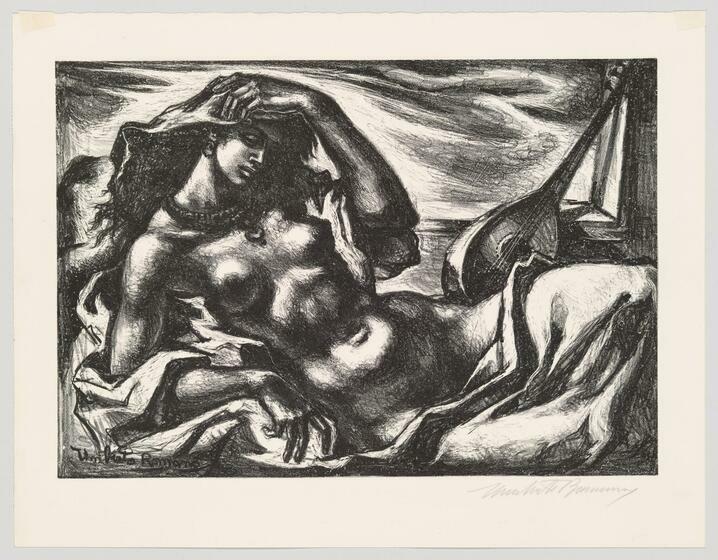 Umberto Romano | The Awakening | Whitney Museum of American Art