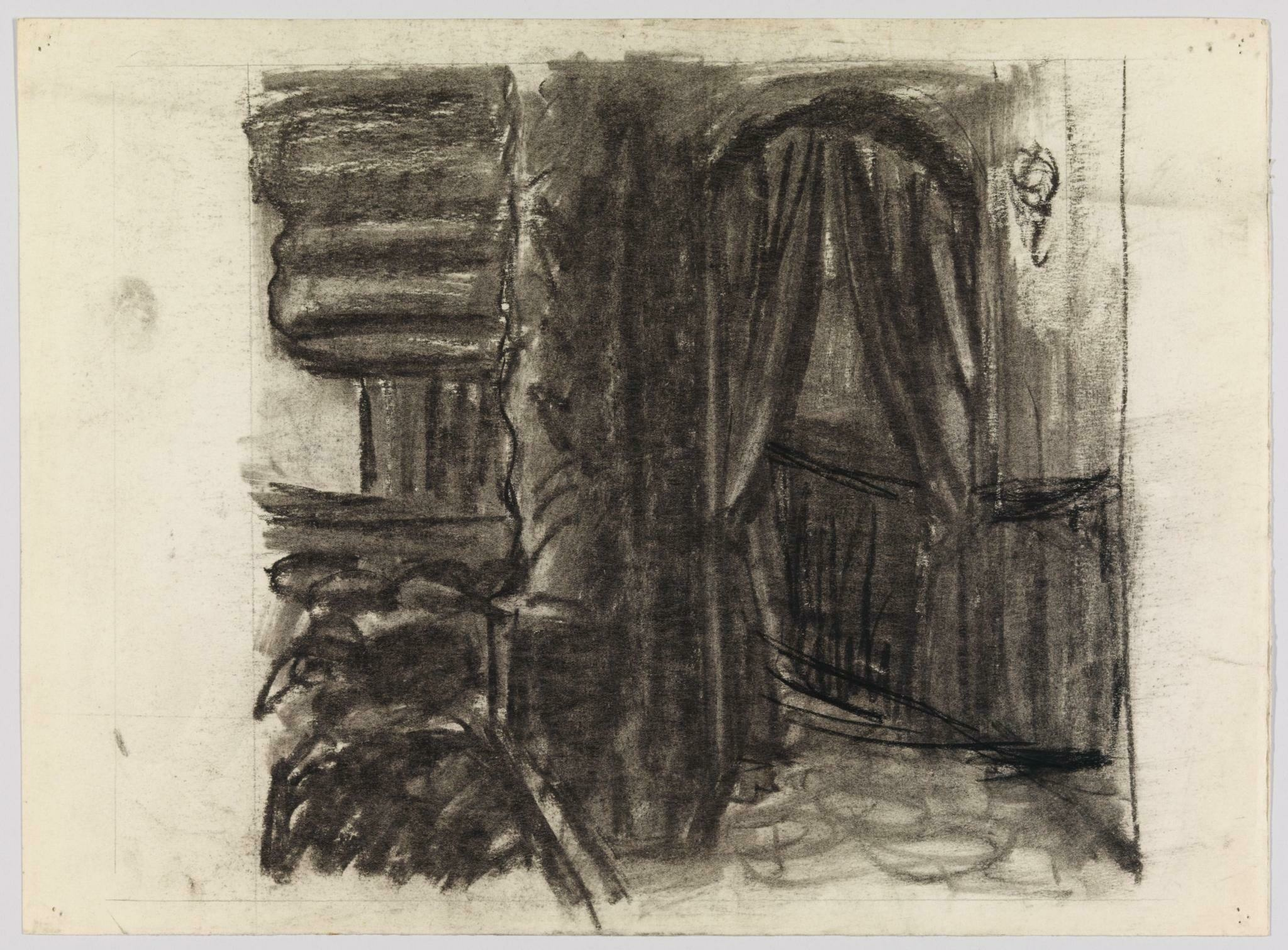 Edward Hopper Study For New York Movie Whitney Museum Of American Art