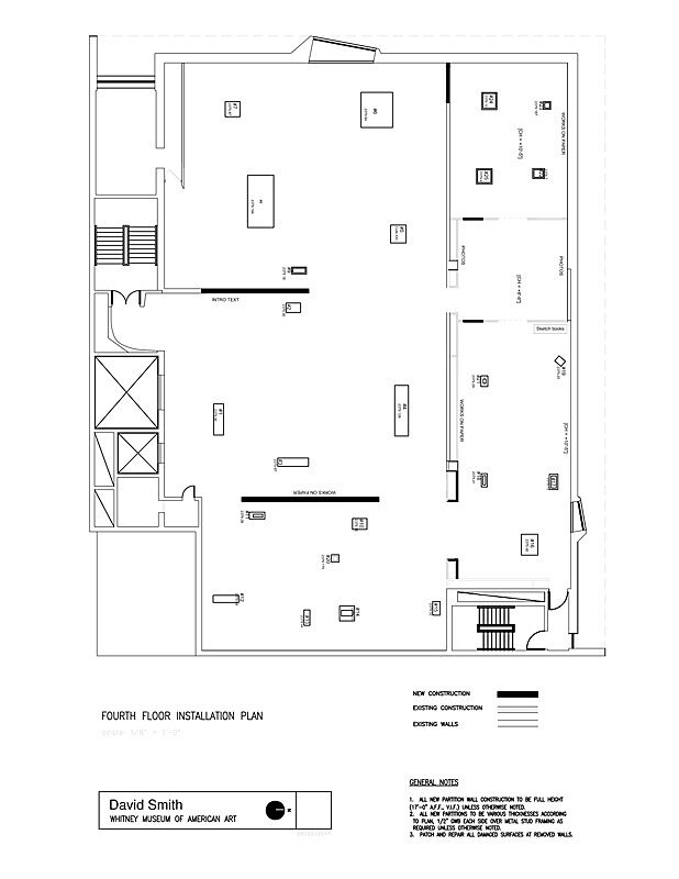Floor plan installation image.
