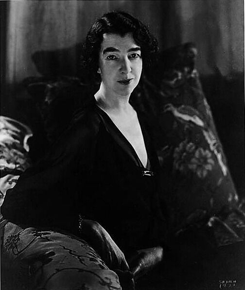 Photo of Gertrude Vanderbilt