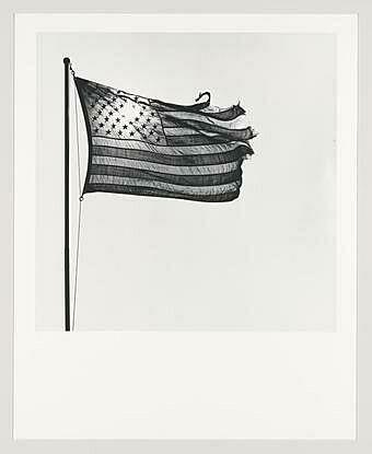American Flag Mapplethorpe