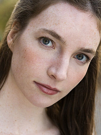 A head shot of actress Rachel Richman.