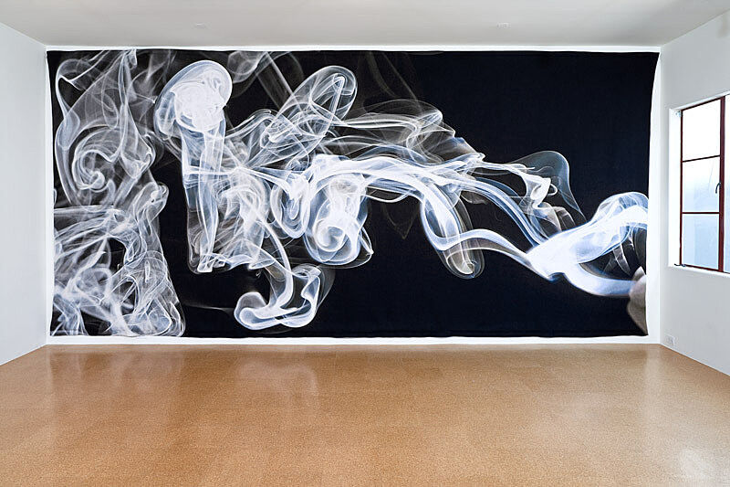 An image of smoke.
