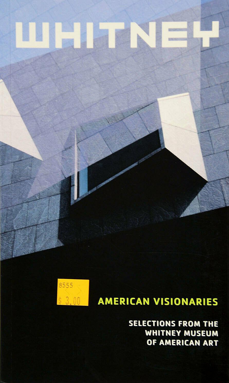 A Whitney monograph.