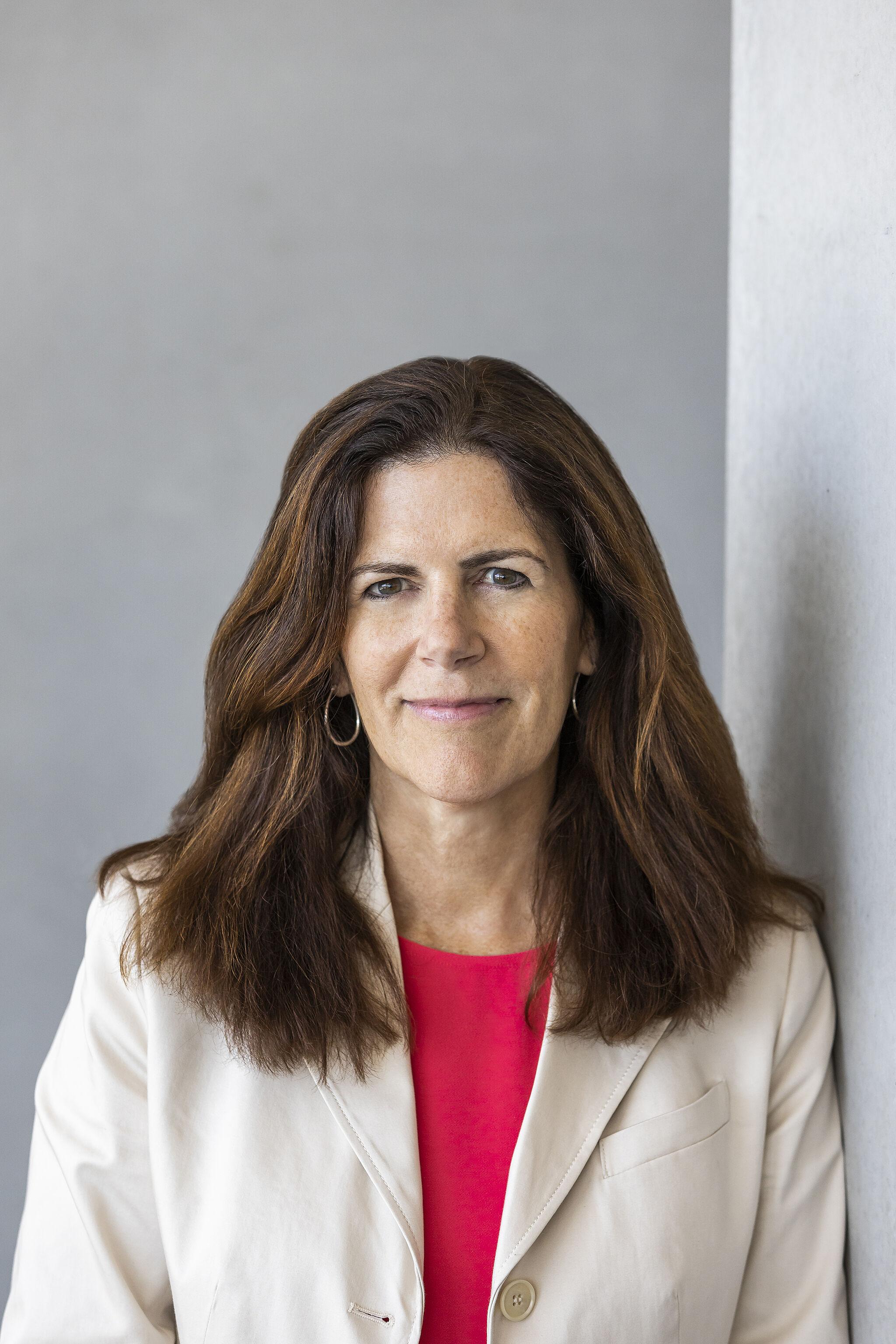 A photograph of Pamela Besnard.