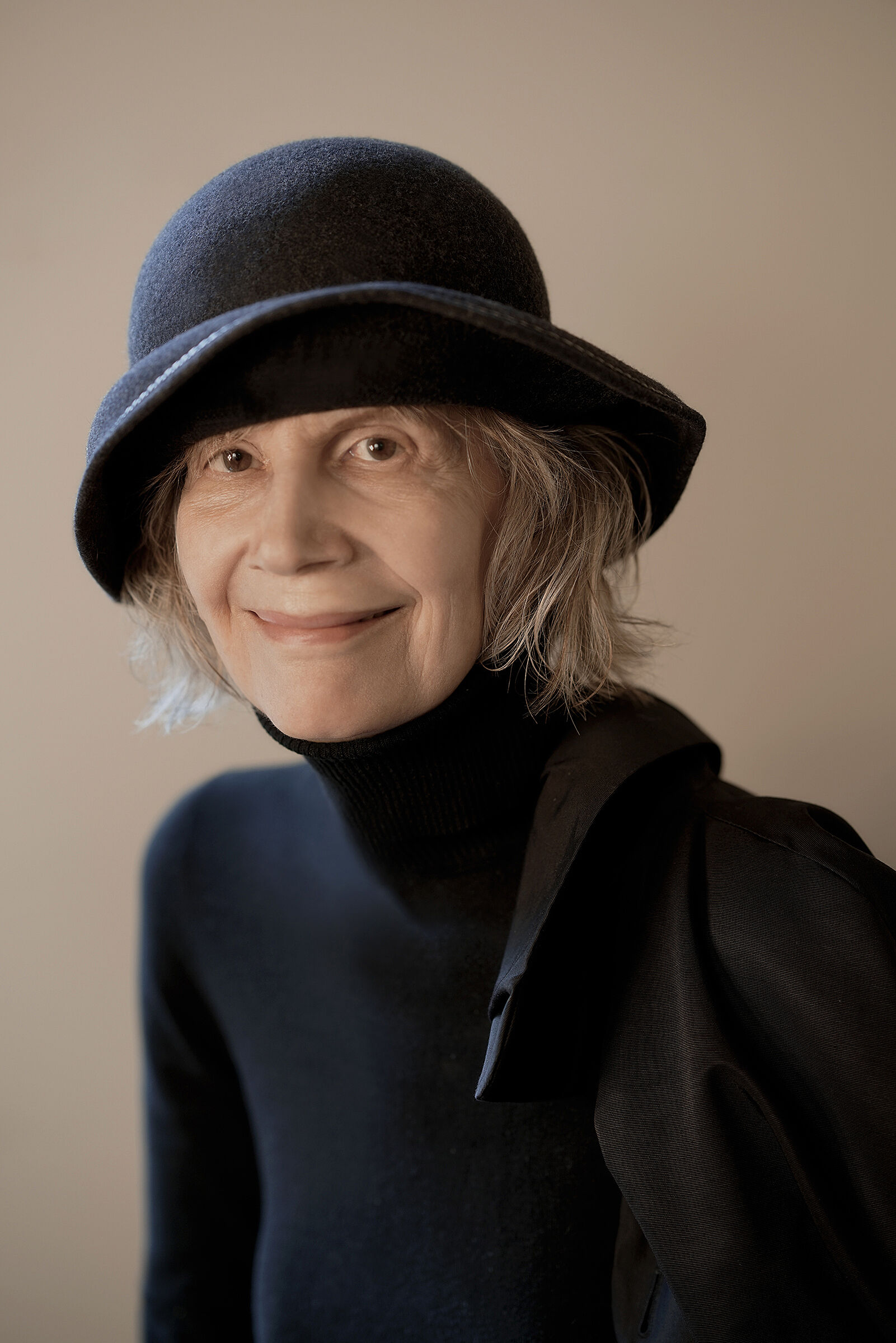 A photograph of Joanne Brackeen.