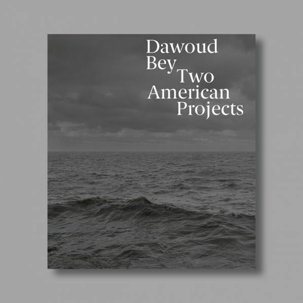 Dawoud Bey: Two American Projects catalogue cover.